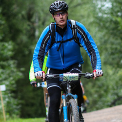 Cycling 95 km - Henrik Alasuutari (11954)
