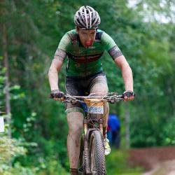 Cycling 95 km - Erik Wallén (210)