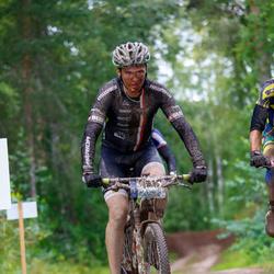 Cycling 95 km - August Martin (98)