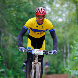 Cycling 95 km - Anton Trotzig (2041)
