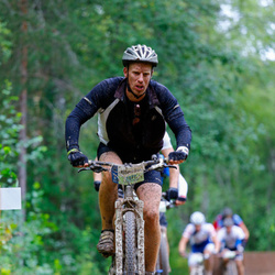 Cycling 95 km - Henrik Frih (2377)