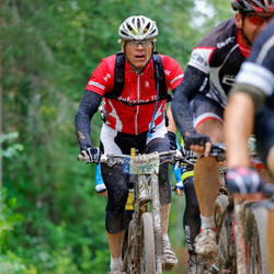 Cycling 95 km - Fredrik Röding (2802)