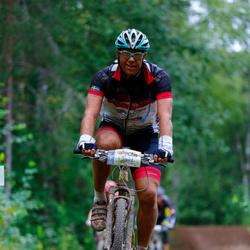 Cycling 95 km - Daniel Eriksson (2592)