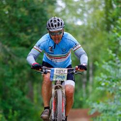 Cycling 95 km - Jeff Jackett (2548)