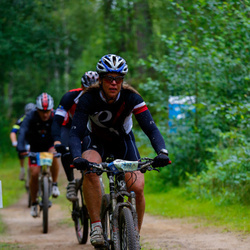 Cycling 95 km - Åsa Christiernin (2832)