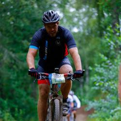 Cycling 95 km - Björn Wernesjö (2963)