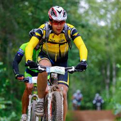 Cycling 95 km - Daniel Forsström (3703)