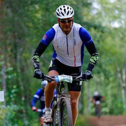 Cycling 95 km - Herman Wingren (3342)