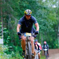 Cycling 95 km - Henrik Björkman (5660)