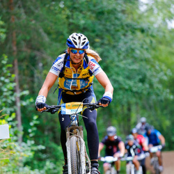 Cycling 95 km - Caisa Sindt (6125)