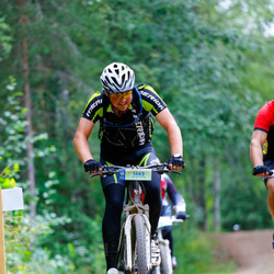 Cycling 95 km - Henrik Hamberg (5663)