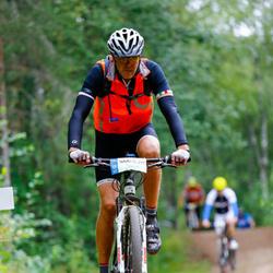 Cycling 95 km - David Olsson (5454)