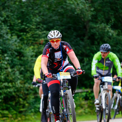 Cycling 95 km - Christine Falkö (7815)