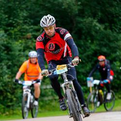 Cycling 95 km - Fredrik Hermanson (13255)