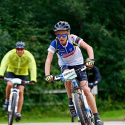 Cycling 95 km - Axel Jutterström (14349)