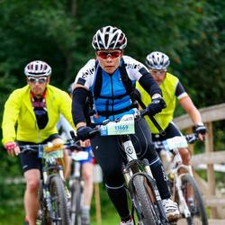 Cycling 95 km - Cathrine B. Hjell (11669)