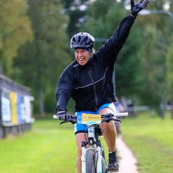 Cycling 95 km - Erika Ingvarsson (12575)