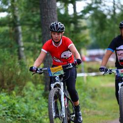 Cycling 95 km - Jenny Marchant (12080)