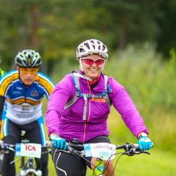 Cycling 95 km - Amanda Gindemo (9402)