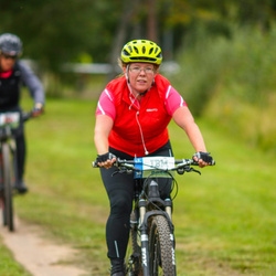 Cycling 95 km - Jenny Olsson (8888)