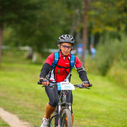 Cycling 95 km - Desirée Hukkila (9169)