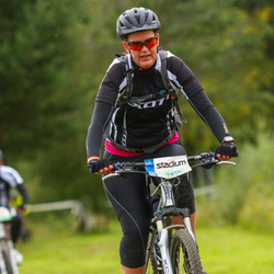 Cycling 95 km - Caroline Henriksson (9614)