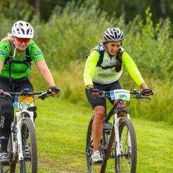 Cycling 95 km - David Andersson (10139), Karin Dellback (12884)