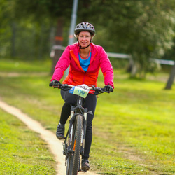 Cycling 95 km - Jenny Rundgren (12364)