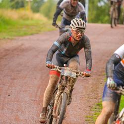 Cycling 95 km - Henrik Johansson (404)