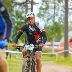 Cycling 95 km - Fredrik Rydberg (4749)