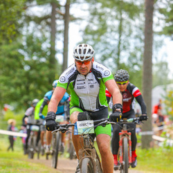 Cycling 95 km - Anders Carlsäter (3637)