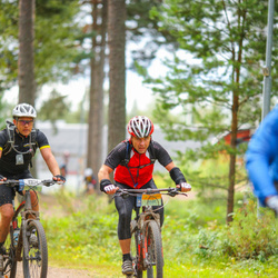 Cycling 95 km - Anders Sundell (5020)