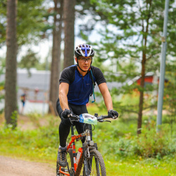 Cycling 95 km - Anders Lissel (3747)