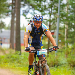 Cycling 95 km - Daniel Von Knorring (3989)