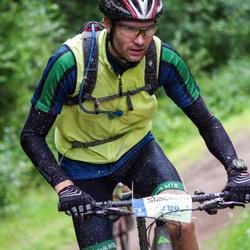 Cycling 95 km - Henrik Ljunggren (2119)
