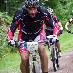 Cycling 95 km - Daniel Larsson (3292)