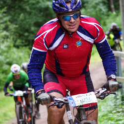Cycling 95 km - Anders Sandberg (2752)