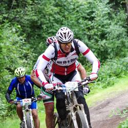 Cycling 95 km - Jeff Peterson (3008)