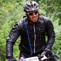Cycling 95 km - Donny Friberg (3107)