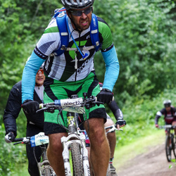 Cycling 95 km - André Wallin (3884)