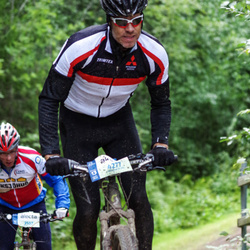 Cycling 95 km - Anders Melin (4277)