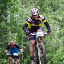 Cycling 95 km - Robert Sivars Karlsson (3904), Edvin Lindh (4375)