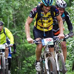 Cycling 95 km - Anders Bengtsson (3801)