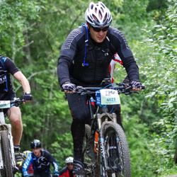 Cycling 95 km - Arne Larsson (4023)