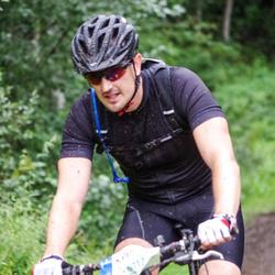 Cycling 95 km - Henrik Eriksson (6117)