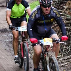 Cycling 95 km - Morten Bye (3640), Björn Ingmar (5334)