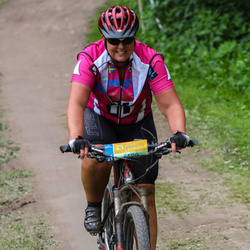 Cycling 95 km - Camilla Ballin Ullstrand (6500)