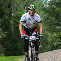 Cycling 95 km - Anders Peterson (7246)