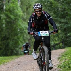 Cycling 95 km - Elizabeth Langsrud (7357)