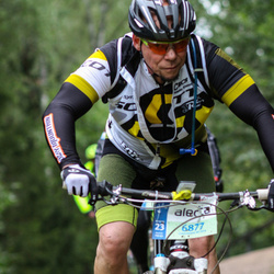 Cycling 95 km - Anders Olsson (6877)